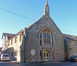 Shaftesbury UC Chapel